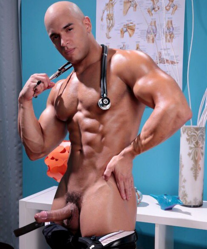 Sean Duran Gay Porn Doctor Behind The Scenes