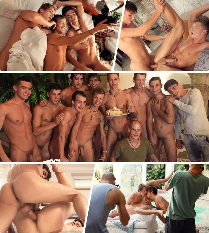 BelAmi Gay Porn Star Behind The Scenes Freshmen Colombia