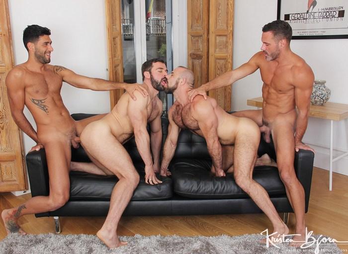 Gay Porn Orgy Manuel Skye Mick Stallone Felipe Ferro Jose Quevedo