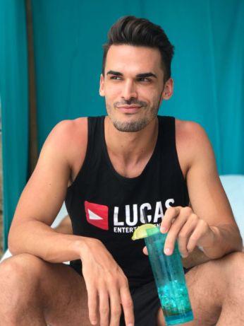 Gay Porn Stars Lucas Entertainment Mexico 04
