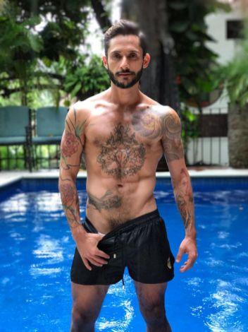 Gay Porn Stars Lucas Entertainment Mexico 12