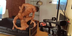 Rhys Jagger Leonardo Ricci Gay Porn