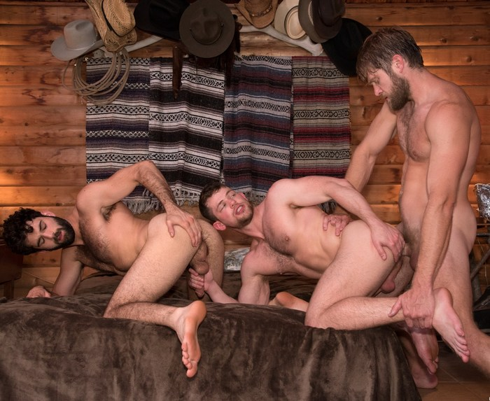 Colby Keller Gay Porn Kurtis Wolfe Tegan Zayne
