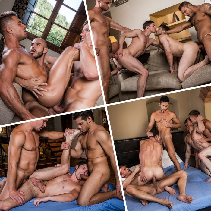 Gay Porn Raw Double Penetrations 07 Bareback Fuck
