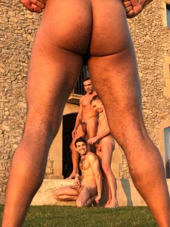 Gay Porn Stars Lucas Ent Barcelona 2017 Gay Porn 02