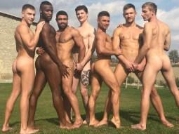 Gay Porn Stars Lucas Ent Barcelona 2017 Gay Porn 31