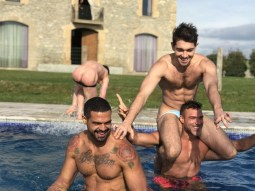 Gay Porn Stars Lucas Ent Barcelona 2017 Gay Porn 32