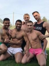 Gay Porn Stars Lucas Ent Barcelona 2017 Gay Porn 38