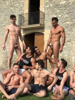 Gay Porn Stars Lucas Ent Barcelona 2017 Gay Porn 40
