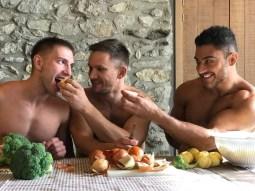 Gay Porn Stars Lucas Ent Barcelona 2017 Gay Porn 56