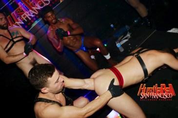 HustlaBall San Francisco Gay Porn Ashley Ryder Gang-Fisted 11