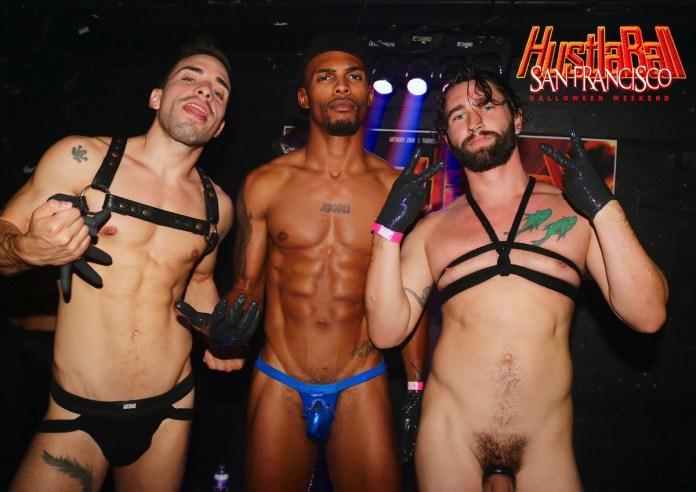 HustlaBall San Francisco Gay Porn Ashley Ryder Gang-Fisted 32