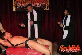 HustlaBall San Francisco Gay Porn Ashley Ryder Triple Fisted 03