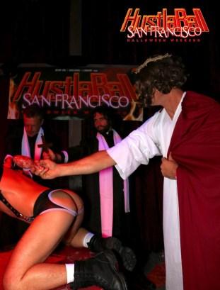 HustlaBall San Francisco Gay Porn Ashley Ryder Triple Fisted 11