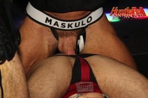 HustlaBall San Francisco Gay Porn Dallas Steele Brian Bonds Ashley Ryder Josh Milk 19