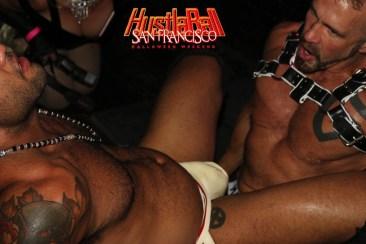 HustlaBall San Francisco Gay Porn Dallas Steele Leo Forte 24