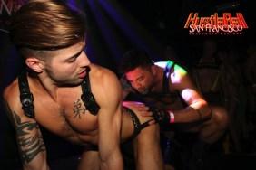 HustlaBall San Francisco Gay Porn Dominic Pacifico Casey Everett 09