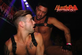 HustlaBall San Francisco Gay Porn Dominic Pacifico Casey Everett 11