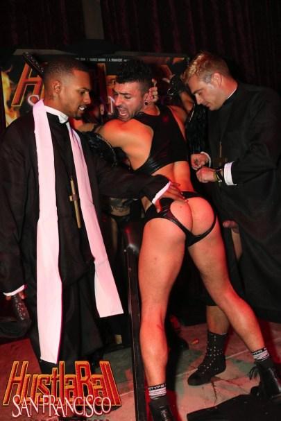 HustlaBall San Francisco Gay Porn Ian Greene Teddy Bryce Jacen Zhu 07