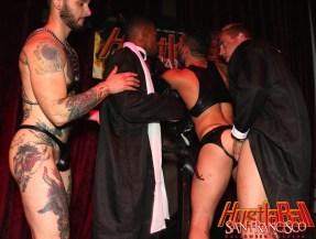 HustlaBall San Francisco Gay Porn Ian Greene Teddy Bryce Jacen Zhu 10