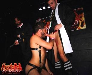 HustlaBall San Francisco Gay Porn Scott DeMarco Jackson Fillmore 04