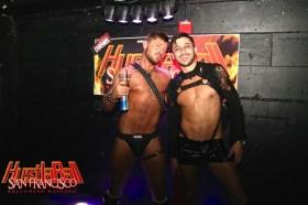 HustlaBall San Francisco Gay Porn Stars Backstage 27