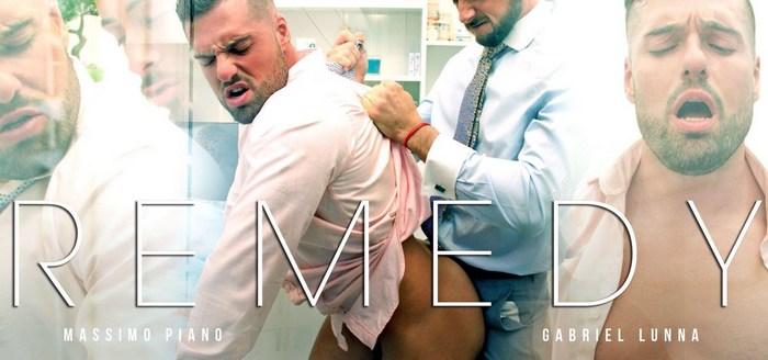 Gabriel Lunna Gay Porn Massimo Piano Menatplay