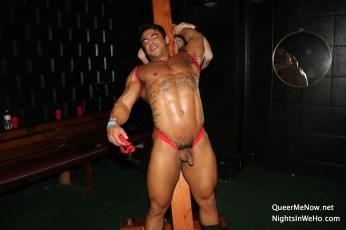 Draven Navarro Sebastian Keys HustlaBall Las Vegas 16