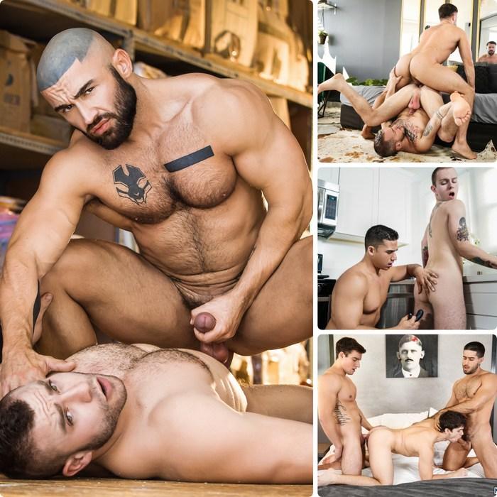 Francois Sagat Gay Porn Diego Reyes Tristan Jaxx Colon Grey Topher DiMaggio
