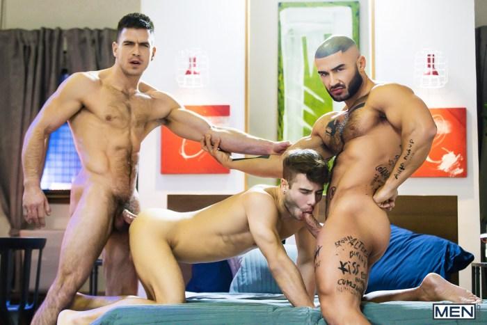 Gay Porn Francois Sagat Paddy OBrian Allen XXX King