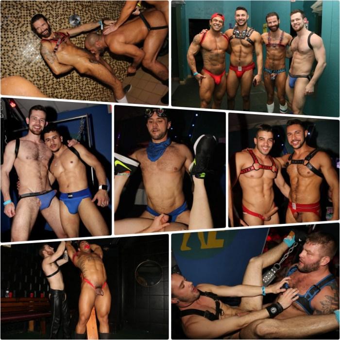 Gay Porn Stars Fucking HustlaBall Las Vegas 2018