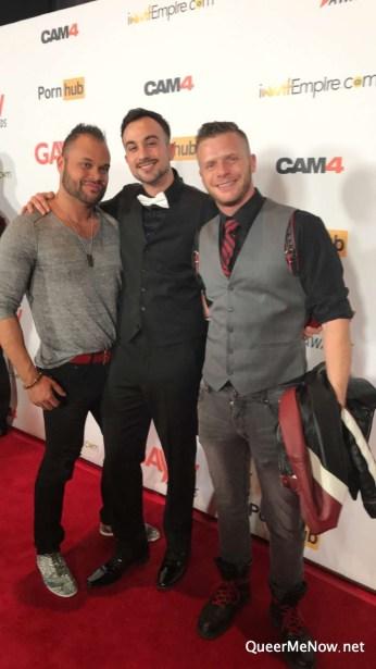 Gay Porn Stars GayVN Awards 2018 08