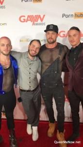 Gay Porn Stars GayVN Awards 2018 18