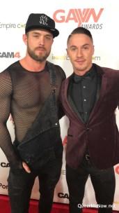 Gay Porn Stars GayVN Awards 2018 19