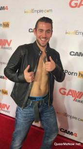Gay Porn Stars GayVN Awards 2018 23