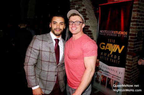 Gay Porn Stars GayVN Awards 39