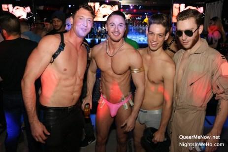 Gay Porn Stars GayVN Parties 2018 23