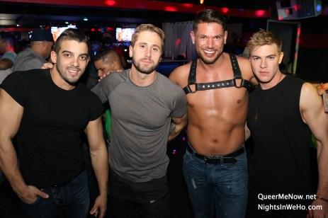 Gay Porn Stars GayVN Parties 2018 34