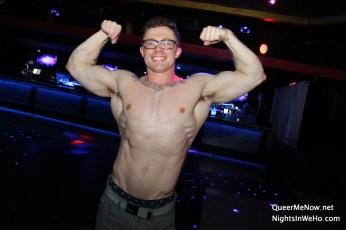 Gay Porn Stars GayVN Parties 2018 51