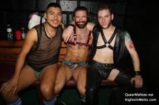Gay Porn Stars HustlaBall Las Vegas 2018 27
