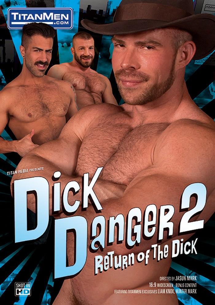 Dick Danger 2 Return Of The Dick TitanMen Gay Porn Liam Knox