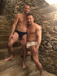Gay Porn Stars Behind The Scenes LucasEnt Barcelona 2018 46