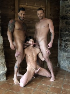 Gay Porn Stars Behind The Scenes LucasEnt Barcelona 2018 66