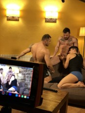 Gay Porn Stars Behind The Scenes LucasEnt Barcelona 2018 71