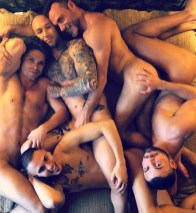 Gay Porn Stars Behind The Scenes LucasEnt Barcelona 2018 82
