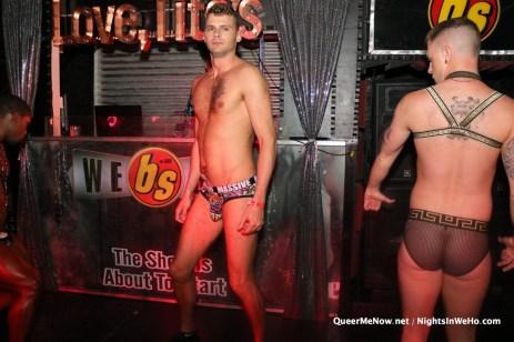 Gay Porn Stars ChiChi LaRue Party 2018 21