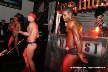 Gay Porn Stars ChiChi LaRue Party 2018 46