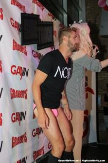Gay Porn Stars GayVN Party Grabbys 2018 09