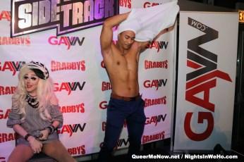 Gay Porn Stars GayVN Party Grabbys 2018 21