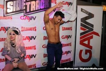 Gay Porn Stars GayVN Party Grabbys 2018 22
